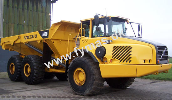 Volvo A40 D