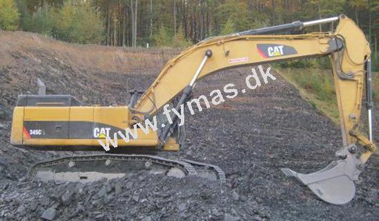 Caterpillar 345 CL