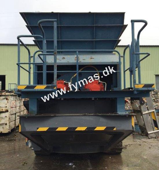 Metso CR225 LT