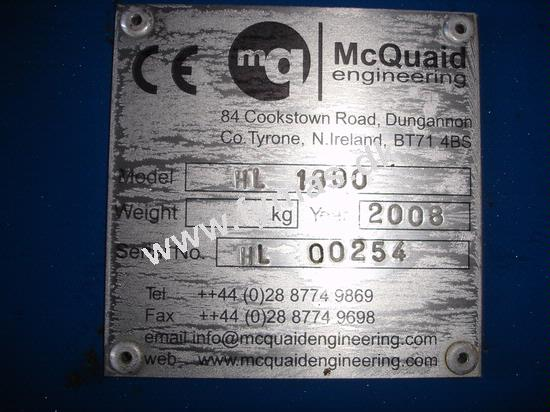 McQuaid HL1800
