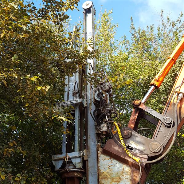 Ramtec . to mount on Excavator