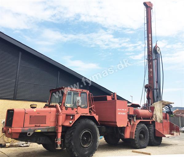 Knebel HY 76 BRS - 150m