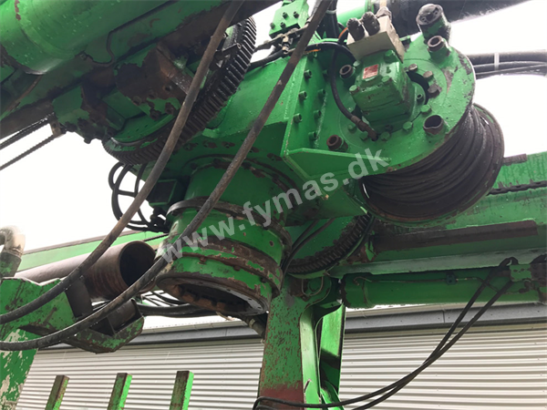 Knebel HY 100 BRS - 250m