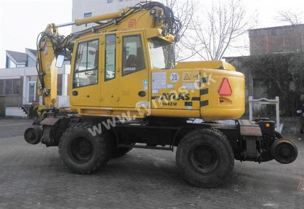 Terex Atlas ZW1604