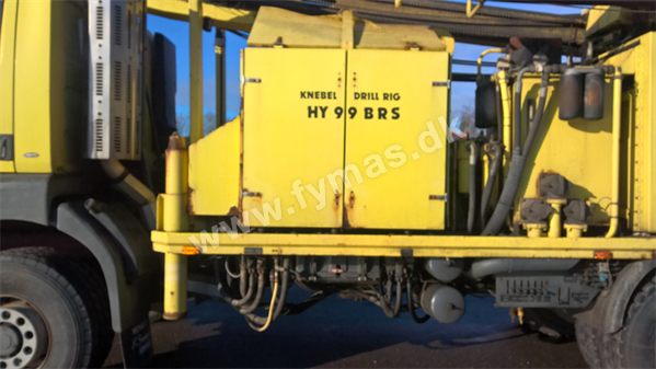 Knebel HY 99 BRS - Depth down to 500m