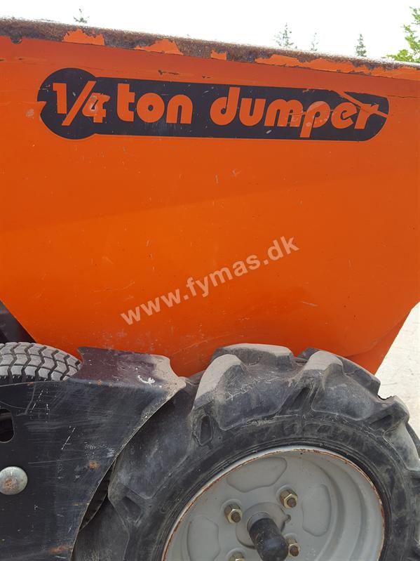 MuckTruck 1/4 Ton Dumper