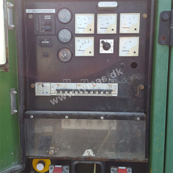 Irmer + Elze IEG 40 - kVA 40 Generator
