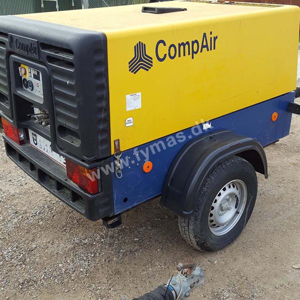 CompAir C 38 - 3,8m3 / min