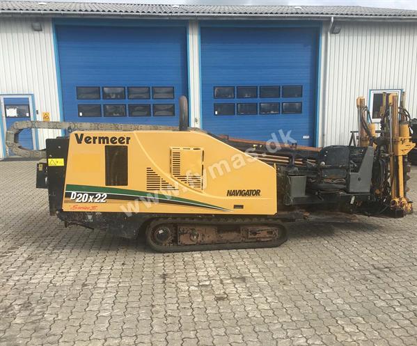 Vermeer D20X22-II