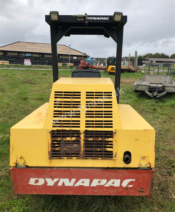Dynapac CA121 D