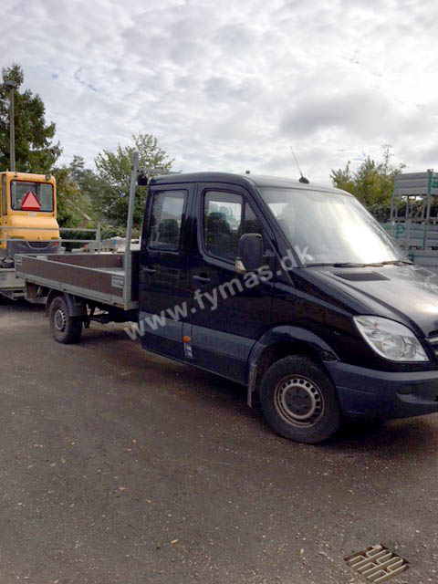 Mercedes 311 Cdi Sprinter - 7 Person