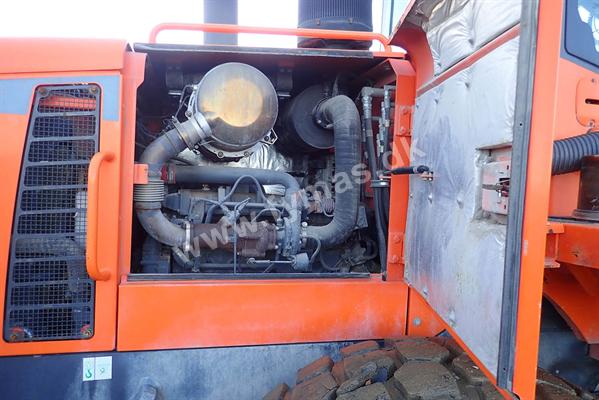 Doosan DL250-3 m/hurtigskift
