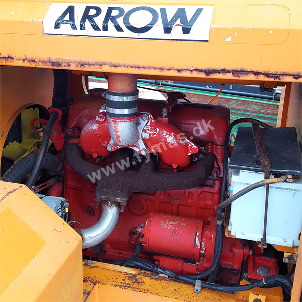 Arrow D500 Concrete and Asphalt breaker