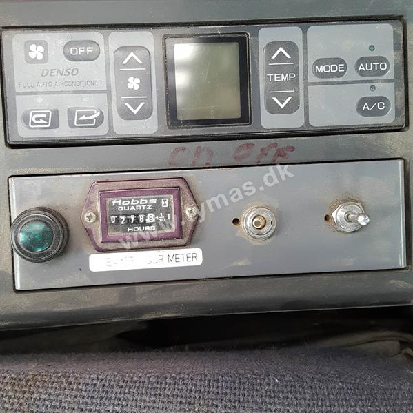 Hitachi ZX500 SLD