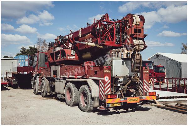 TCM C1600.35 85 ton