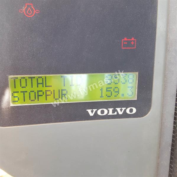 Volvo EW140 Rotortilt w/grab