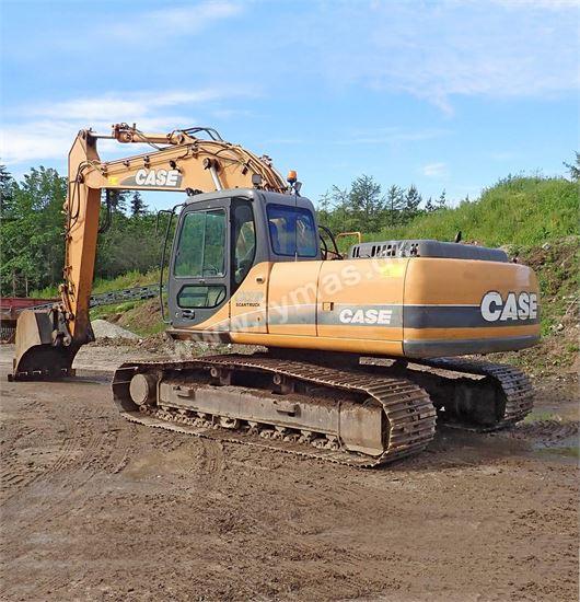 Case CX210 LC