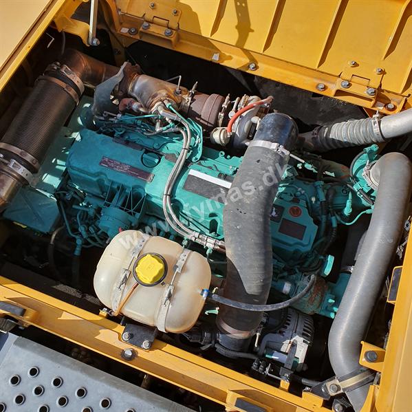 Volvo EC250 DL
