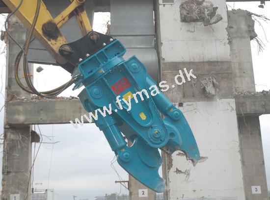 VTN MT Multi sakse/knusere