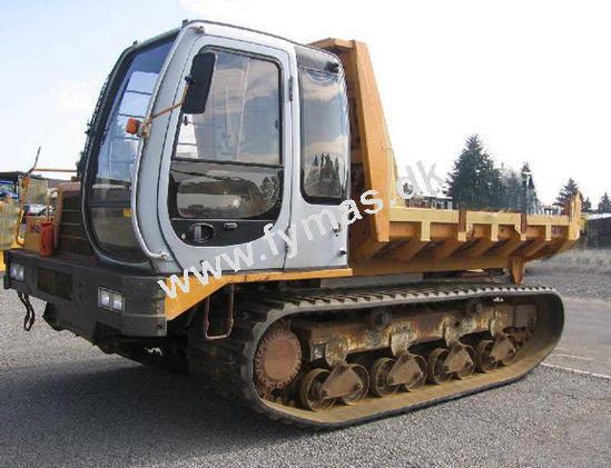 Morooka MST2200