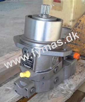 O&K RH5 - Final drive Drive motor