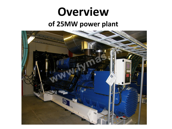 FG Wilson 15 units x 1760 kW / 2200 kVA   - Low hours! For sale as a package or can be split